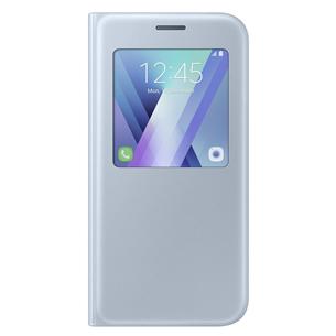 Apvalks priekš Galaxy A5 (2017) S-View, Samsung