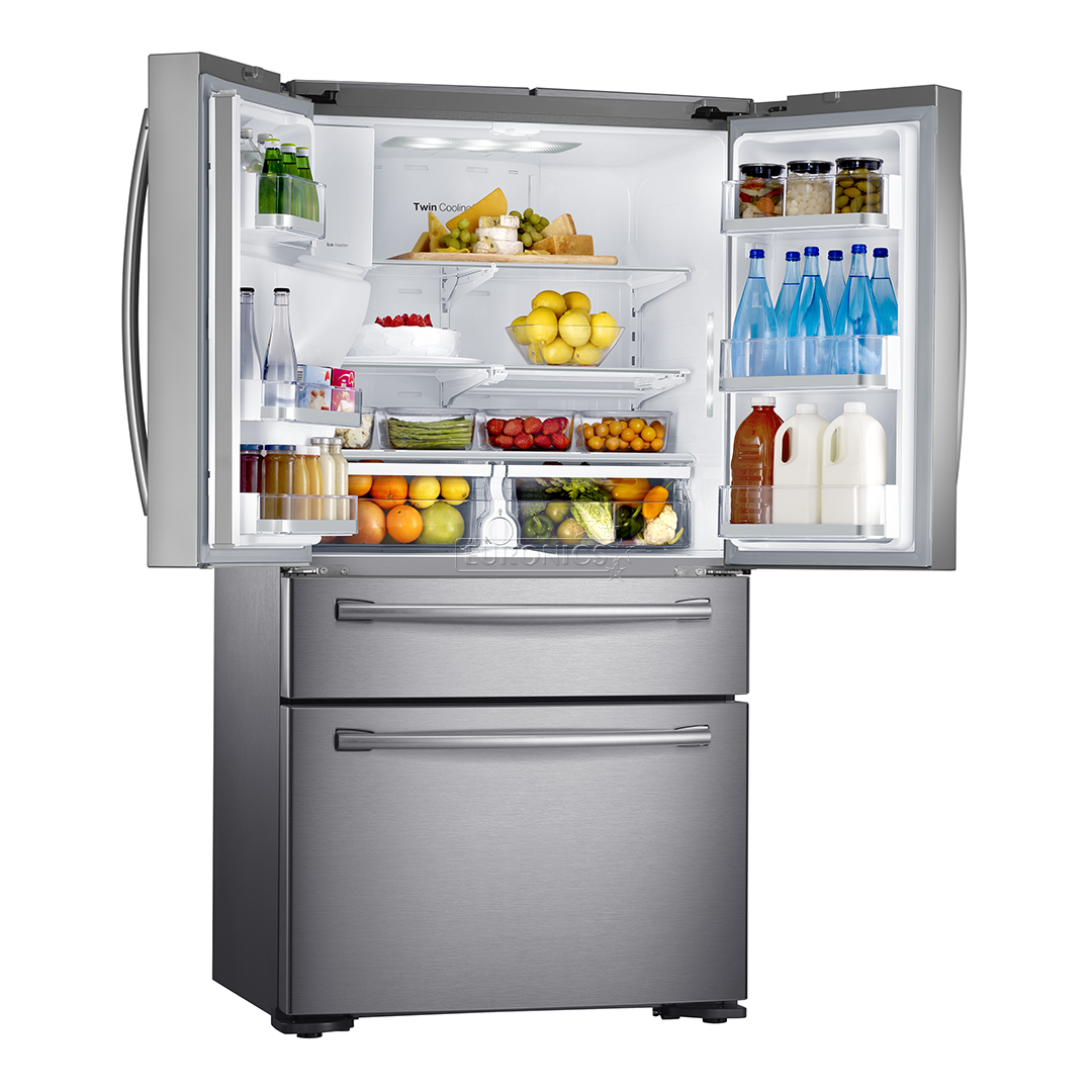 Side By Side Refrigerator Samsung Height 177 7 Cm