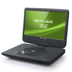 10 portatīvais DVD atskaņotājs M-1070DP, Muse