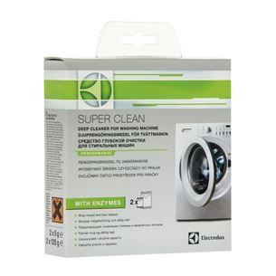 Tīrīšanas komplekts veļas mazgājamajām mašīnām Super Clean Kit, Electrolux
