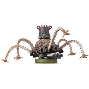Amiibo The Legend of Zelda: Breath of the Wild Collection 045496380274