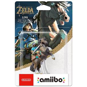 Amiibo Link Rider The Legend of Zelda: Breath of the Wild Collection