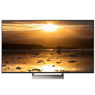55 Ultra HD 4K LED televizors, Sony