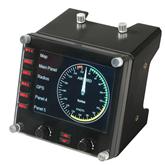 Instrumentu panelis G Saitek Pro Flight, Logitech