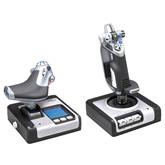 Spēļu kontrolieris Saitek X52 Flight System, Logitech