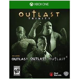 Spēle priekš Xbox One, Outlast Trinity