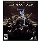 Spēle priekš PC, Middle-Earth: Shadow of War