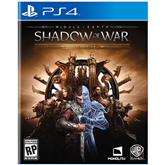 Spēle priekš PlayStation 4, Middle-Earth: Shadow of War Gold Edition