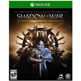 Spēle priekš Xbox One, Middle-Earth: Shadow of War Gold Edition