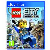 Spēle priekš PlayStation 4, LEGO CITY Undercover