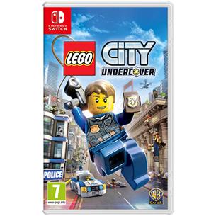 Spēle priekš Nintendo Switch, LEGO CITY Undercover