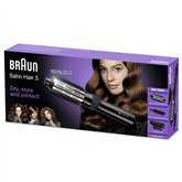 Matu veidotājs Satin Hair 3, Braun