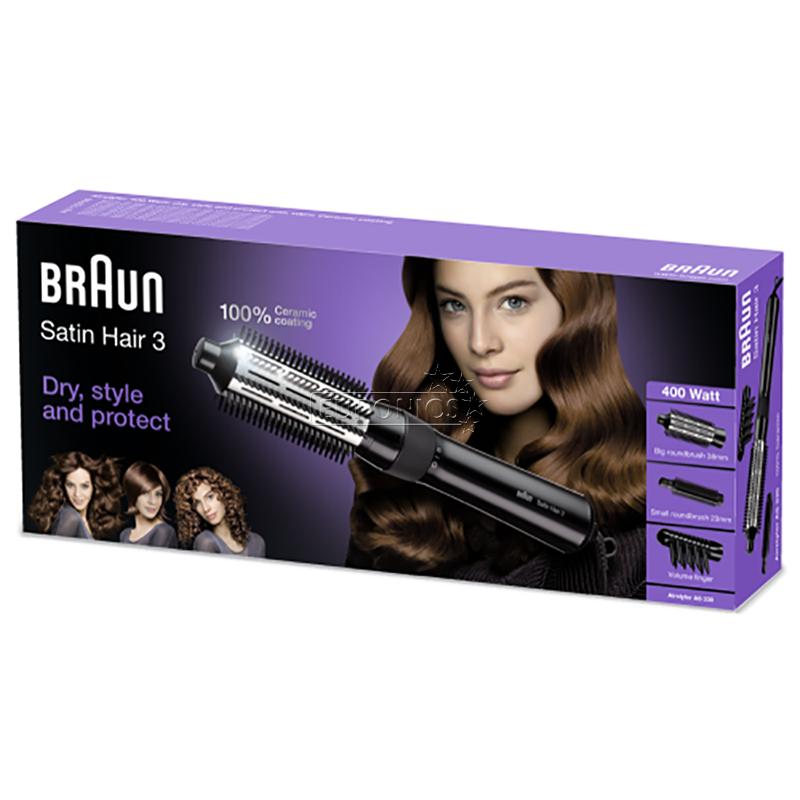 Styler Braun Satin Hair 3, AS330MN