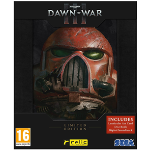 Spēle priekš PC, Dawn of War III Limited Edition