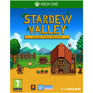 Spēle Stardew Valley Collectors Edition priekš Xbox One