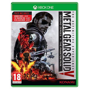 Spēle priekš Xbox One, Metal Gear Solid V: The Definitive Experience