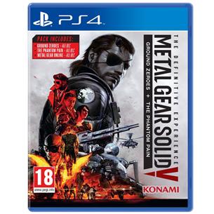 Spēle priekš PlayStation 4 Metal Gear Solid V: The Definitive Experience