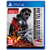 Spēle priekš PlayStation 4 Metal Gear Solid V: The Definitive Experience