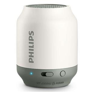 Bezvadu portatīvais skaļrunis BT50, Philips