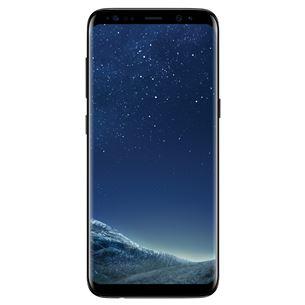 Viedtālrunis Galaxy S8, Samsung / 64GB, pusnakts melns