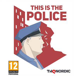 Spēle priekš PlayStation 4 This is the Police