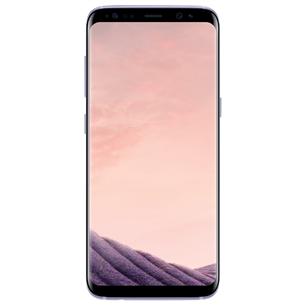 Viedtālrunis Galaxy S8, Samsung / 64GB, orhideju pelēks
