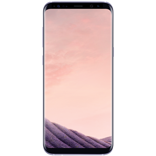 Viedtālrunis Galaxy S8+, Samsung / 64GB, orhideju pelēks