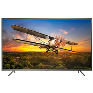 43 Ultra HD LED televizors, TCL