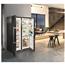 Ledusskapis Side-by-side Premium BioFresh NoFrost, Liebherr / augstums: 185 cm
