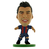 Statuete Luis Suarez FC Barcelona, SoccerStarz