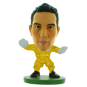 Statuete Claudio Bravo Manchester City, SoccerStarz