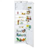 Iebūvējams ledusskapis Comfort BioFresh, Liebherr / augstums: 178 cm