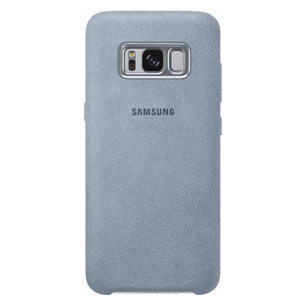 Samsung Galaxy S8 cover Alcantara