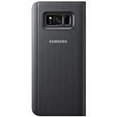 Чехол Clear View Standing Cover для Samsung Galaxy S8+