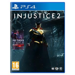 Spēle Injustice 2 priekš PlayStation 4