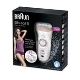 Epilators Silk-épil 9 Wet & Dry, Braun