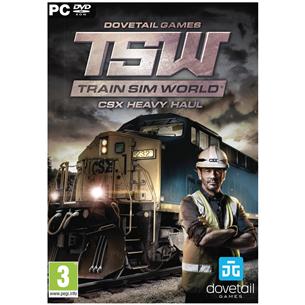 Spēle Train Sim World: CSX Heavy Haul priekš PC