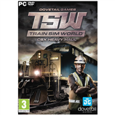 Spēle Train Sim World: CSX Heavy Haul priekš PC