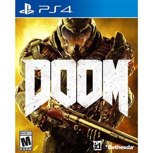 PS4 game Doom