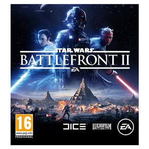 Spēle priekš PC, Star Wars: Battlefront II
