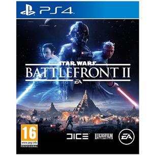 Spēle priekš PlayStation 4, Star Wars: Battlefront II