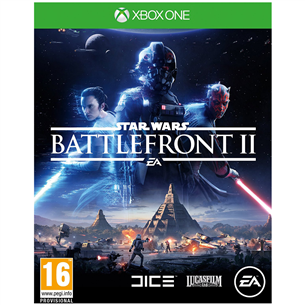 Spēle priekš Xbox One, Star Wars: Battlefront II