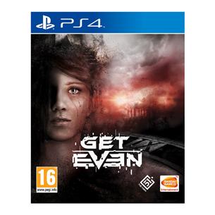 Spēle priekš PlayStation 4 Get Even