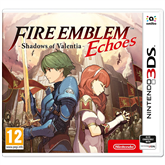 Spēle priekš 3DS, Fire Emblem Echoes: Shadows of Valentia