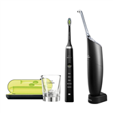 Электрическая зубная щетка Philips Diamond Clean + ирригатор Sonicare AirFloss Ultra