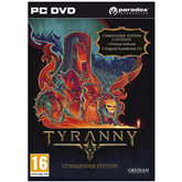 Spēle priekš PC, Tyranny Commander Edition