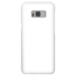 Vāciņš ar personalizētu dizainu priekš Galaxy S8 spīdīgs / Snap