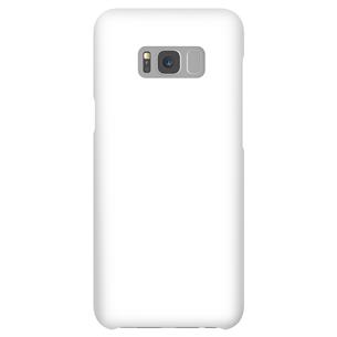 Vāciņš ar personalizētu dizainu priekš Galaxy S8+ matēts / Snap