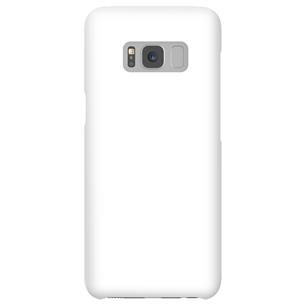 Vāciņš ar personalizētu dizainu priekš Galaxy S8 matēts / Snap