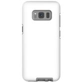 Vāciņš ar personalizētu dizainu priekš Galaxy S8 spīdīgs / Tough
